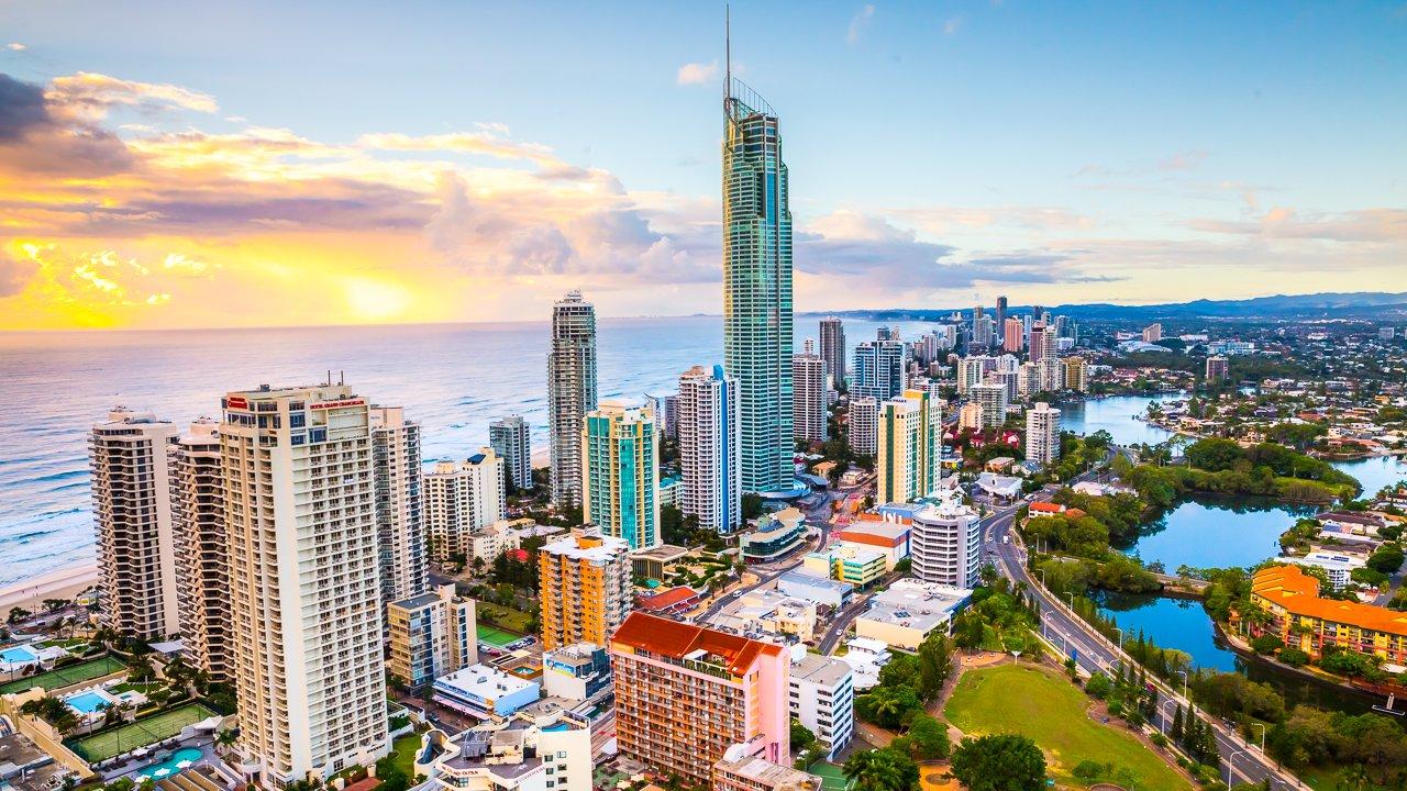 Обои австралия, квинсленд, тихий океан. Города foto 10
